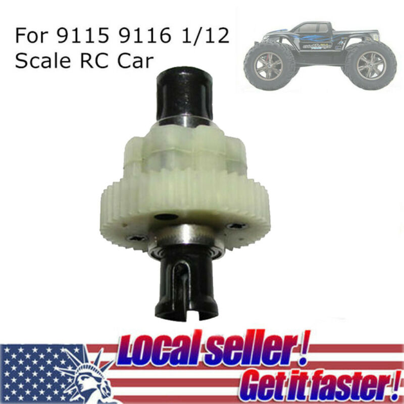 Upgrade Differential Gear Repair Spare Part For 9115 9116 1/