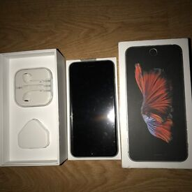 Apple iPhone 6s Plus including extras