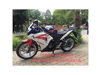 2011 Honda cbr250r spotless bike finance available £2499