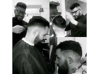 Experience Barber wanted fulltime for more information contact me on 07411353821