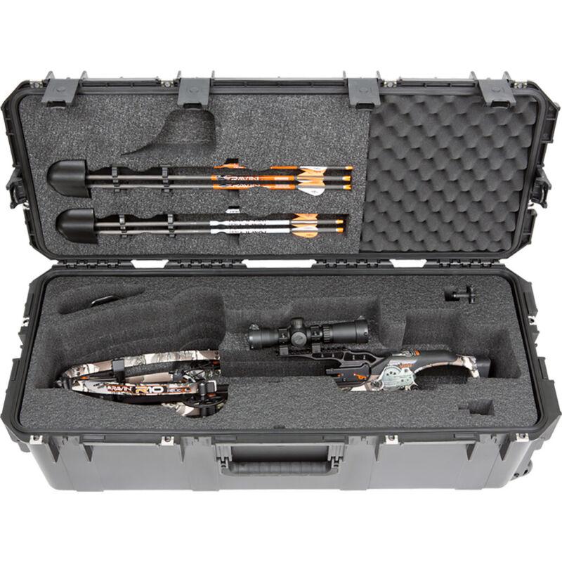 Skb Iseries Ultimate Waterproof Crossbow Case Black