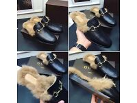 Gucci Princetown Mules PLEASE SEE PICTURES & READ AD