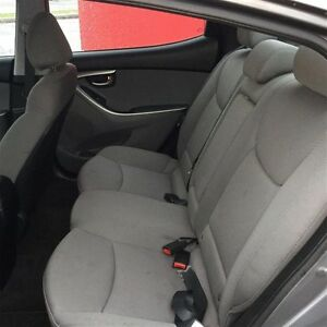 2012 Hyundai Elantra GL at One Owner No Accidents ! Comox / Courtenay / Cumberland Comox Valley Area image 6