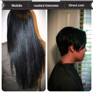 Mobile Hair Extensions Brisbane After Payment Plans Available
