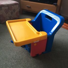 Safety 1st Booster seat with tray