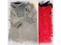 Baby Clothes two Ralph Lauren 3 months rompers & FREE pair of shoes