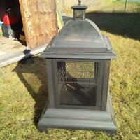 Outdoor Fireplace (New)