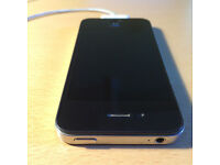 Iphone 4S 16GB in excellent condition for sale!