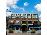 Experienced Duty Manager Needed.. Cool Funky Venue SW12.. £10 p/h + Service Charge
