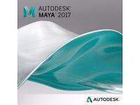 Autodesk Maya 2017 - PC/MAC