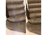 Carpet Cleaning from £2.50 per sq m