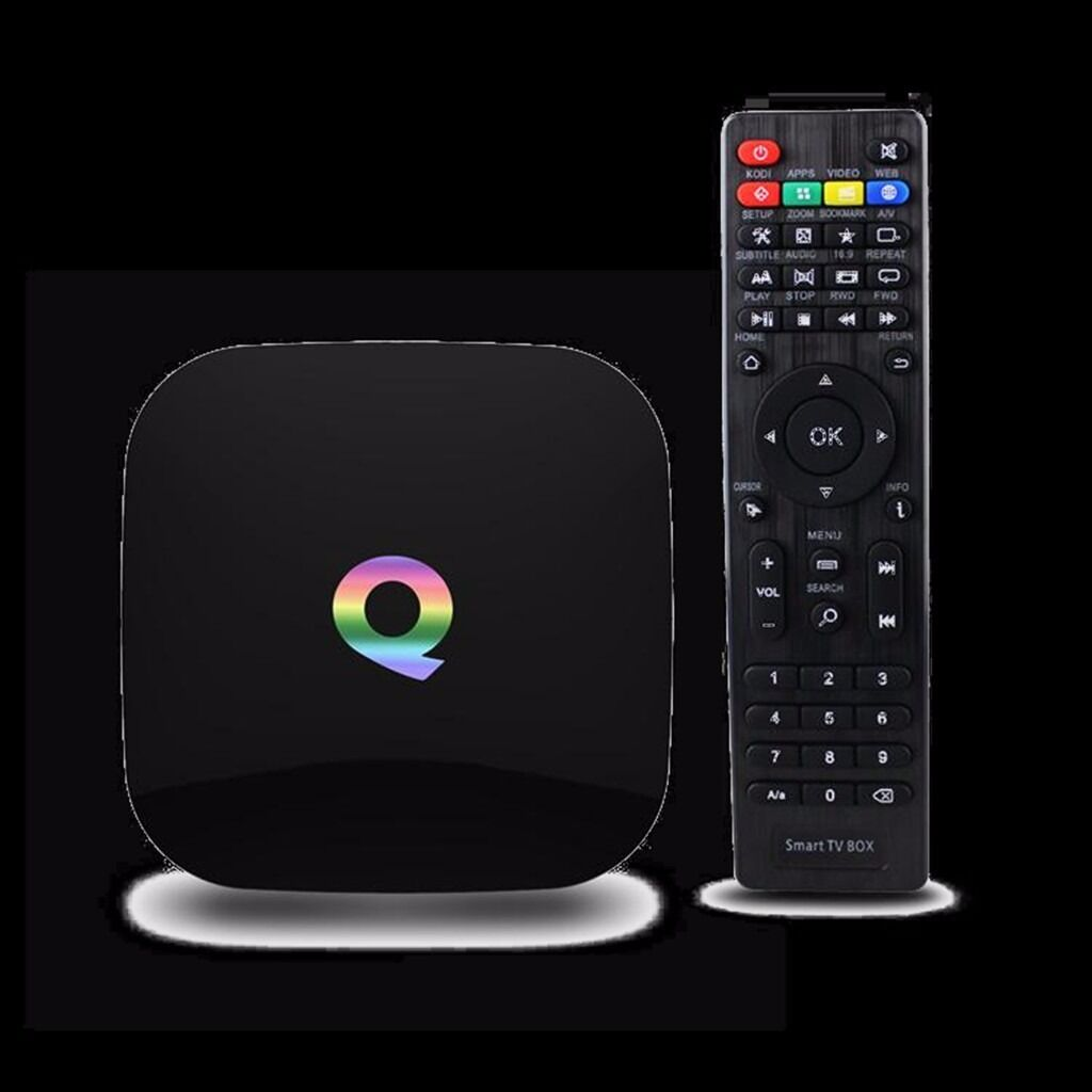 android TV box fully loaded with dimi build live premium