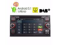 """AUDIO LOCKDOWN E10 - FORD 7"""" Android 5.1 Lollipop 64-bit Operating System Screen Mirroring TPMS"""