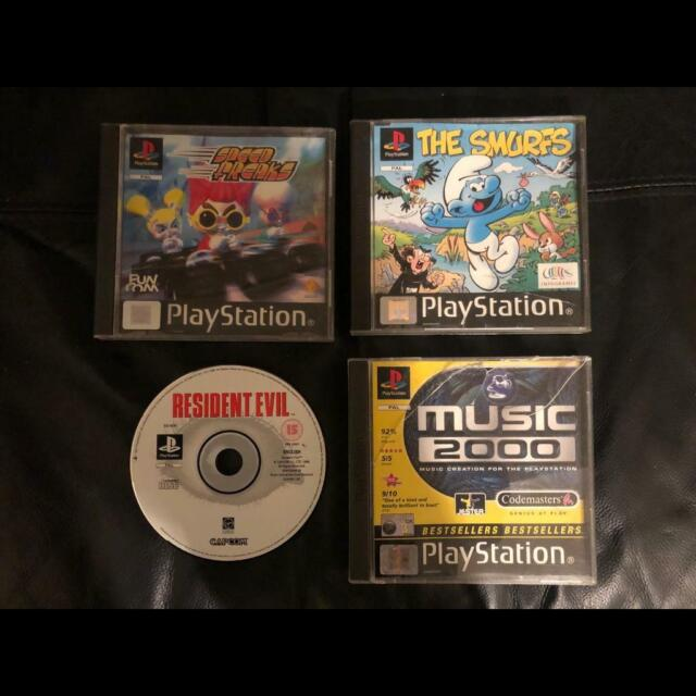 PlayStation 1 - ps1 games - bundle - job lot | in Cardiff Bay, Cardiff |  Gumtree