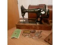 1920 Singer Sewing Machine No 99