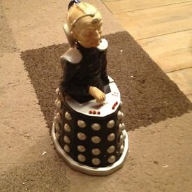 doctor who collectors cookie jar