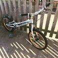 Echo trials bike