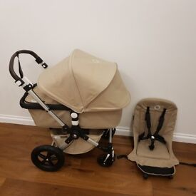 Bugaboo Cameleon 3, Classic+ Sand, ltd edition. Excellent condition. Only 18 months old. Walthamstow