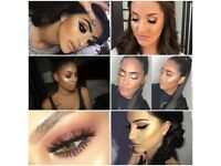 Makeup artist Indian/English Asian Makeup artist