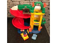 Fisherprice garage