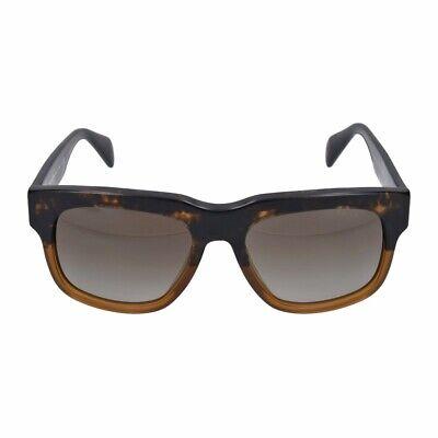 Prada Sonnenbrille SPR14Q RO4-1X1 spotted brown/brown gradient
