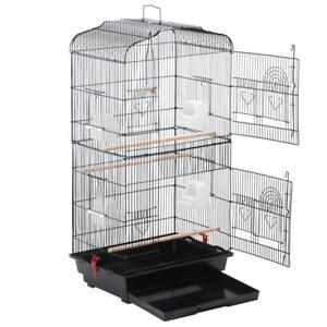 Large Tall Bird Parrot Cage Canary Parakeet Cockatiel LoveBird Finch Bird Cage - BRAND NEW - FREE SHIPPING
