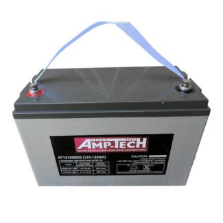AMP TECH AGM SEALED DEEP CYCLE BATTERY 120AH Penrith Penrith Area Preview