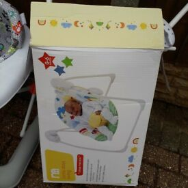 Mothercare baby swing