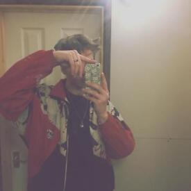 Vintage jako jacket