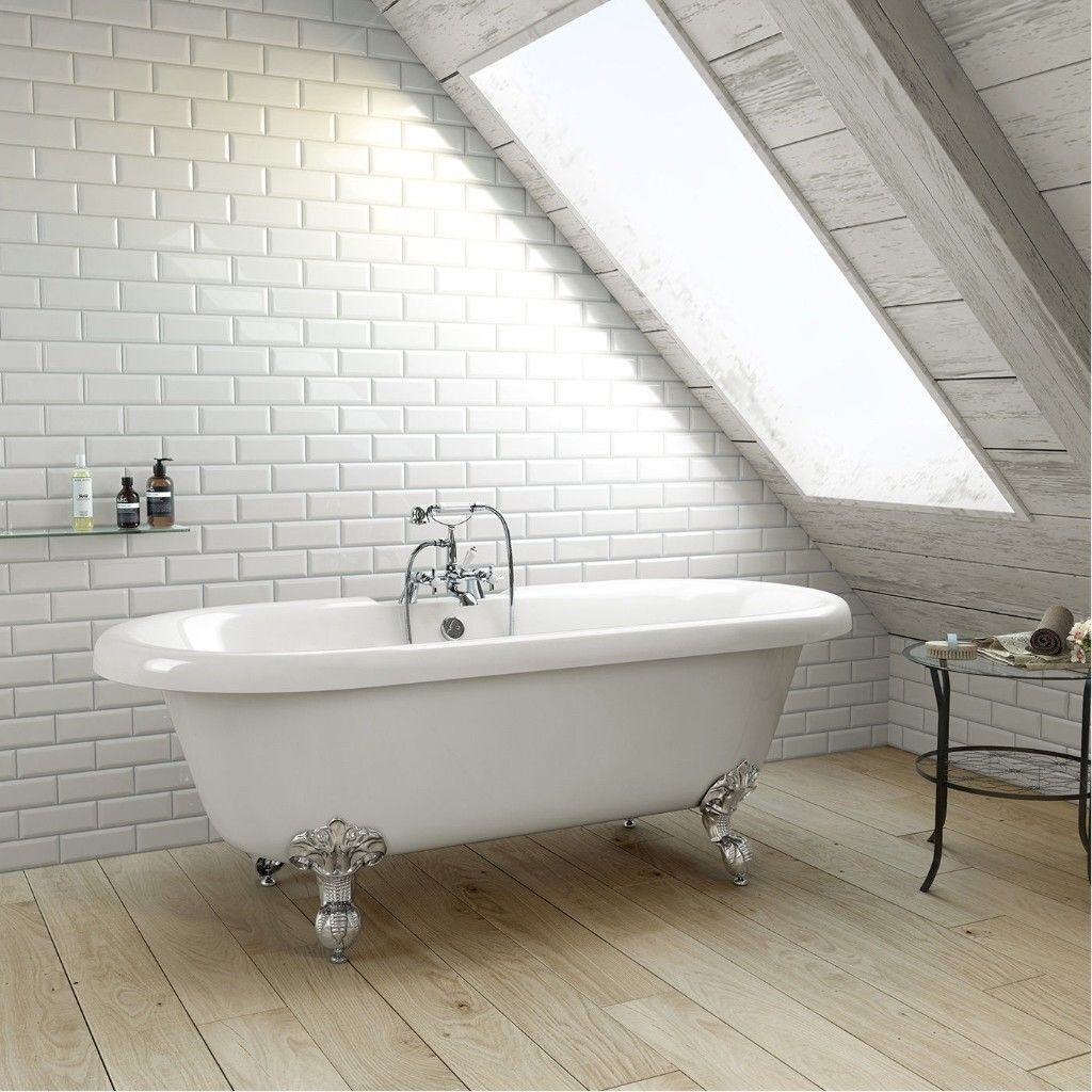 BATH FREESTANDING NEW IN PACKAGE - glorious design with traditional ...