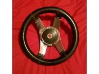 Mg mini steering wheel 12 inch