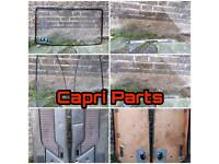 Ford Capri mk3 Parts will sell separate.