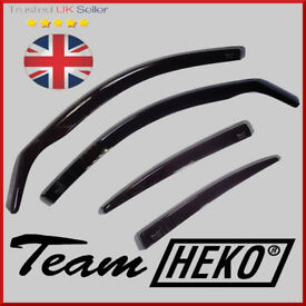 HEKO Wind Deflectors for Vauxhall Insignia 5 doors 2009 - 2017 Salon Hatchback