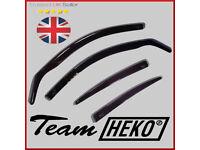 HEKO Wind Deflectors for Vauxhall Insignia 5 doors 2009 - 2017 Salon Hatchback