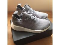 adidas Originals NMD Trainers In Grey