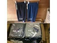 Men EA7 shorts