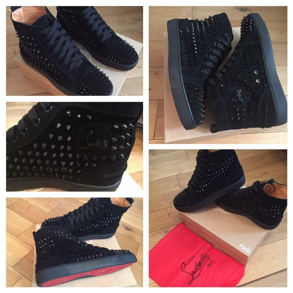 Christian Louboutin Derby unisex