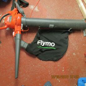 FLYMO Power vac 3000 Leaf blower
