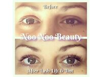 No more lash extensions needed!! Lash Lift & Tint (LVL)