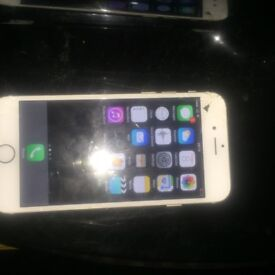 iPhone 6 cracked screen but fully functional