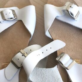 Brand New unworn Topshop leather sandals size 6