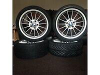 BMW 18' alloys swap for mv2?