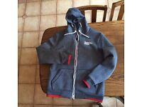 Superdry scuba zip hoodie XL