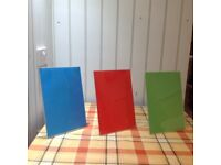 A4 paper stands