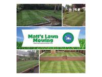 Matt's Lawn Mowing + Gardening Services