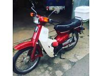 Honda c90 125