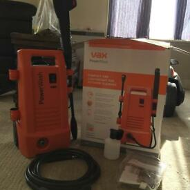 Vax PowerWash 1800w Compact Pressure Washer