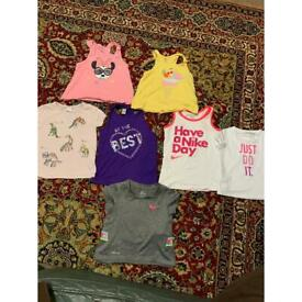 Bundle of tops ( 2 to 3 years)