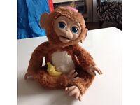 Fur real friends monkey
