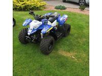 Polaris 50cc Quad bike